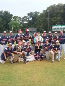 2014 Virginia State Baseball Champs Post 74
